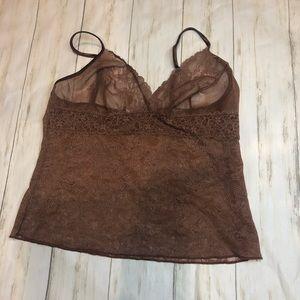 Victoria's Secret lace cami